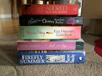 bundle of books for cheap, need gone,