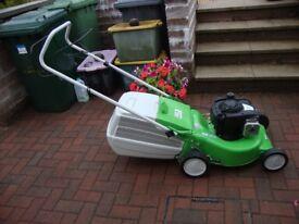 "Viking 18"" rotary mower. Self propelled."