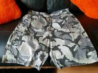 Mens shorts, sizes 36 to 38.