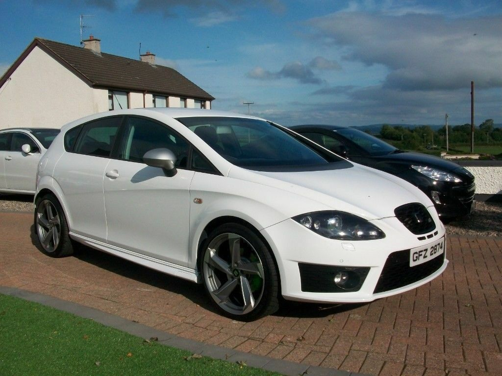 may 2011 seat leon fr cr tdi only 40 500 miles cupra body kit in cullybackey county antrim. Black Bedroom Furniture Sets. Home Design Ideas