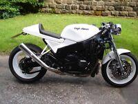 Kawasaki ZXR 750 Cafe Racer