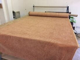 upholstery fabric tan chenile