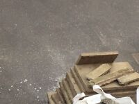 Paving slabs 3 X 2 pick up only FREE