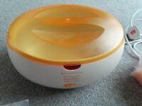 Remington aromatherapy paraffin wax spa