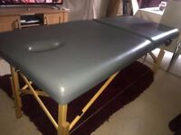EarthGear Portable Massage Table (Large) with Carry Case