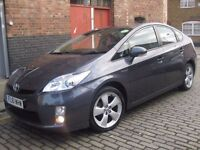 TOYOTA PRIUS 61 REG HYBRID ELECTRIC UK CAR 2011 +++ PCO UBER READY +++ 5 DOOR HATCHBACK