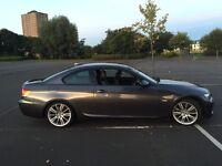 BMW 325d (SWAP/PX RANGE ROVER SPORT) 3 Litre turbo Diesel 250bhp m sport tdv8 335d m3 hse land tdv6