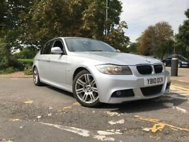 2010 BMW 318d (2.0) - Silver - M Sport - Automatic - Saloon - Facelift