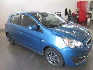 2017 Mitsubishi Mirage ES! AIR CONDITIONING! BLUETOOTH! ONLY 26K