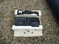 BARGAIN Fostex X-26 4 Track Cassette Recorder A Mixer & Highly functional 6 input(2 mic/line&4 line)