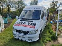 Man and Van ALL TYPES OF REMOVAL SERVICES. Medium Van from £20.