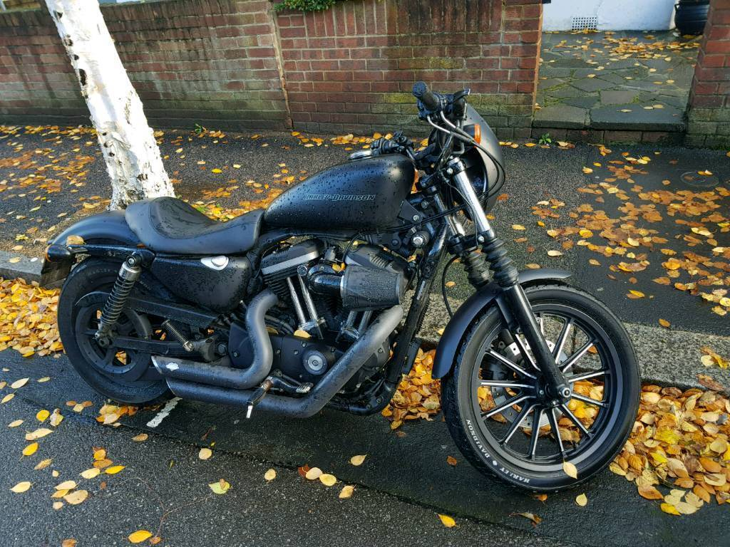 harley davidson sportster 883 xln iron 2010 low miles | in victoria