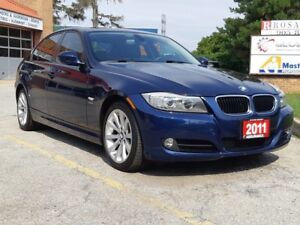 2011 BMW 328 AWD/Navigation/No Accidents
