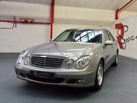 MERCEDES E200K CLASSIC AUTO [GREAT EXAMPLE / FANTASTIC SPEC / FULL SERVICE HISTORY]
