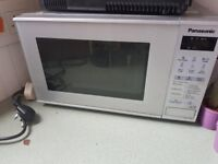 Panasonic microwave (good condition, with manual)
