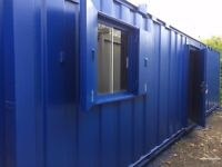 32ft x10ft Anti Vandal Office /Kitchen Unit / Portable Building / Canteen /Toilet Block / For Sale.