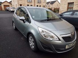 2010 Vauxhall Meriva 1.4 Perfect Condition