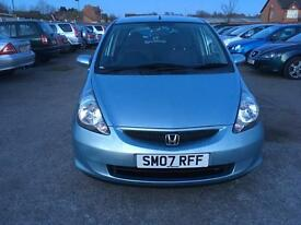 2007 Honda jazz 1.4 ,1 year mot