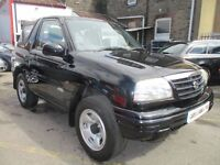 2003 Suzuki Grand Vitara 1.6 16v 3dr LOADS OF SERVICE HIS LOW MILES