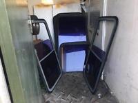 Ford transit etc conversion window
