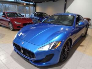 2015 Maserati GranTurismo ONLY 13800 KMS! SPORT LINE! FULLY LOAD