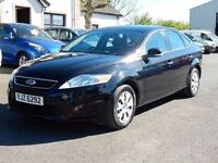 2011 ford mondeo 2.0 tdci edge with only 54000 miles, motd dec 2017 full history