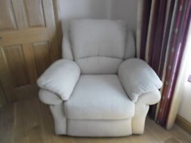 3 seater electric recliner fabric sofa and 1 chair electric recliner plus two seater sofa.
