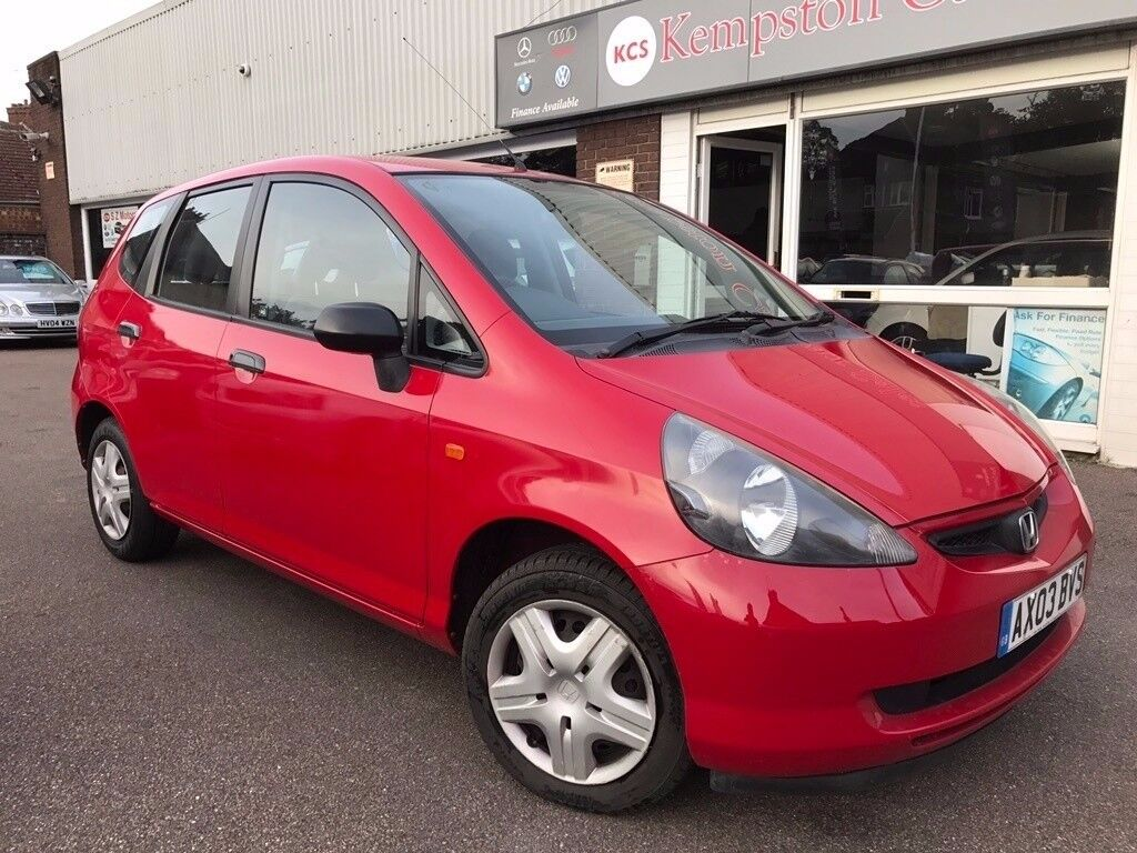 Honda Jazz 1.4 i-DSI S 5dr - F.S.H, WARRANTED LOW MILEAGE - Cheap to Insure