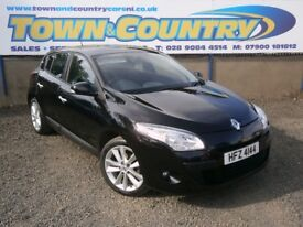 ***Sep 2011 Renault Megane I-MUSIC **ONLY 49k!!!**LOW RATE FINANCE AVAILABLE**( focus astra golf )