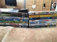 Disney DVD Bundle - GREAT FOR KIDS!