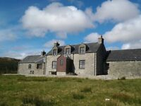 Coalfin House, Homely holiday property - sleeps 11 in picturesque, Skipness, Argyll. PA29 6YG.