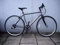 Quality Mens Hybrid/ Commuter Bike by Marin,Grey, Top Equipment!!! , JUST SERVICED/ CHEAP PRICE!!!!!