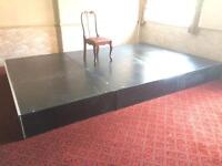 Stage 12ft x 8ft (3 parts)