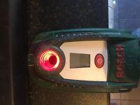 Bosch pipe detector