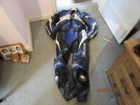 Joe Rocket Motorcycle leathers, unisex, Size 44