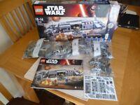 Star Wars Lego Sets - Various