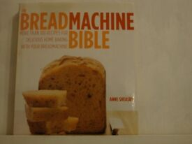 THE BREAD MACHINE BIBLE