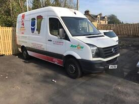 Vw crafter 2012 spares or repair