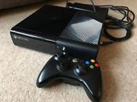 Xbox 360 Elite Slim (latest version) 256gb