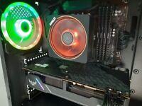 "Insane Ryzen 7 3800x / RX 5700 XT GAMING RIG | ""Operator"" | 32GB RAM | 500GB SSD | X570 Motherboard"