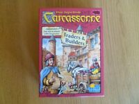Carcassonne - 2nd expansion Traders & Builders