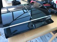 PS3-60GB (SD slots) + Sony Move + PS eye + Games + 3 controllers
