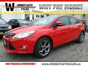 2013 Ford Focus SE| LEATHER| SYNC| SUNROOF| 45,199KMS