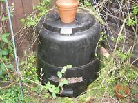 Earth Machine Garden Composter