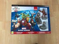 BRAND NEW! Never opened! Disney infinity starter pack for PS3