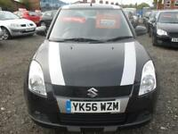 SUZUKI SWIFT 1.3 DDiS 5dr (black) 2006