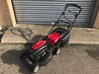 Mountfield SP534ES Electric Start Petrol Lawnmower Lawn Mower Petrol Engine