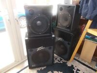 Peavey, Eminence Speakers