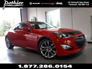 2016 Hyundai Genesis Coupe 3.8L R-Spec | Leather | Manual Shift