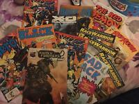 Comic bundle
